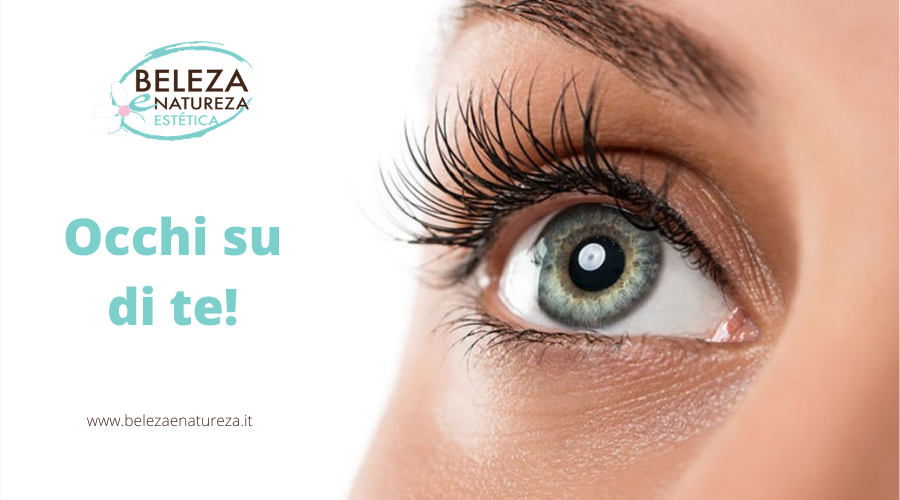 La bellezza nei tuoi occhi!